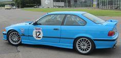 1993 BMW M3 E36  (E)  (MC)