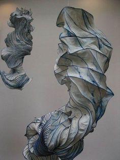 by Peter Gentenaar (like dye dispersing in water!)