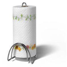 Spectrum Diversified St. Louis Free Standing Paper Towel Holder