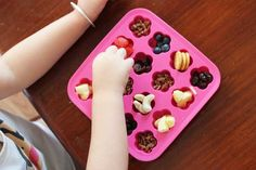 Kid food: snacks // The Veggie Mama