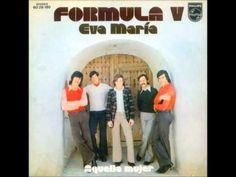 Eva Maria se fue buscando el sol en la playa - Formula V (cancion)