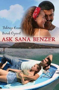 Ask Sana Benzer (2015) [Turkish] SL DM -  Fahriye Evcen, Burak Ozcivit, Selim Bayraktar