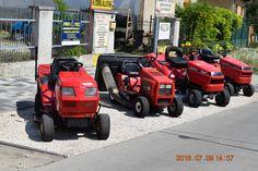 használt gépek,autószerelés,vizsgáztatás Lawn Mower, Outdoor Power Equipment, Tractor, Lawn Edger, Grass Cutter, Garden Tools