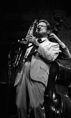 "John Haley ""Zoot"" Sims (October 29, 1925 - March 23, 1985): American jazz saxophonist, playing mainly tenor and soprano"