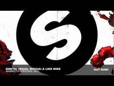 Dimitri Vegas, MOGUAI & Like Mike – Mammoth (Original Mix). INCREDIBLE big room house tune.