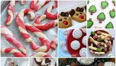 21 Christmas Cookies Kids Can Bake!