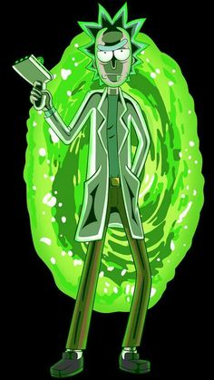 Adventures of a mad scientist Rick and his grandson Morty who travel through parallel worlds and fictional planets. Rick And Morty Time, Rick Und Morty, Rick And Morty Poster, Rick And Morty Drawing, Halloween Drawings, Animation, Funny Wallpapers, Anime, Cartoon Wallpaper