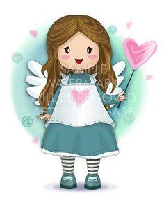 <3Title: A Little Fairy Author: March
