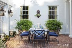 Bungalow Blue Interiors - Home - inspired: blue andwhite