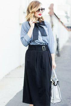 Navy-gap-shirt-heather-gray-satchel-grey-kate-spade-bag