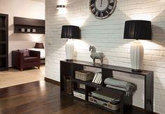 Кирпичная стена в интерьере - 47 фото, белая, крашеная, в виде обоев и фотообоев, на кухне, в гостинной и спальне