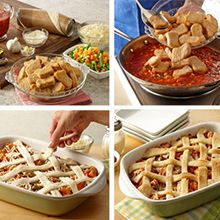 Chicken Pizza Bake | PERDUE®