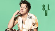 Harry for SNL (photography by Mary Ellen Matthews) Harry Styles Snl, Harry Styles Mode, Harry Styles Pictures, Harry Edward Styles, Niall Horan, Zayn Malik, Saturday Night Live, Liam Payne, Louis Tomlinson