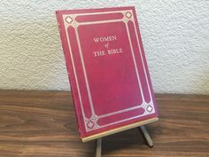 Women of The Bible 1962 The Geographical Publishing Company Illustrated | eBay