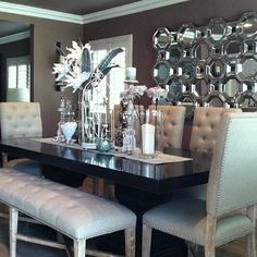 Love this table set!