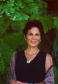 Julia Alvarez, a writer of novels, essays, books for young readers, poetry.