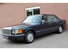 Mercedes W126, Vintage Cars, Automobile, Track, Vans, Classic, Vehicles, Car, Derby