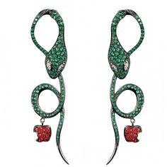 Earrings by Dada Arrigoni