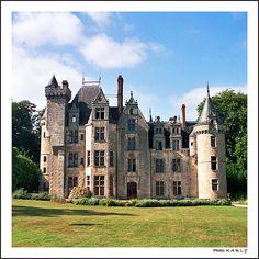 Chateau de Perennou, France
