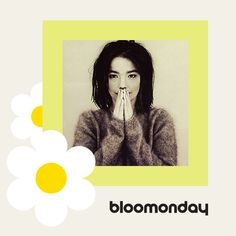 It's #Bloomonday and we're listening to Björk's debut album (the aptly titled 'Debut') as we make the final touches to Bloom.fm for iOS 7. If you're in the mood for a little Icelandic alt-dance, we recommend you give it a whirl too.  Listen to our favourite song from the album here: http://blm.fm/bjorkDebut