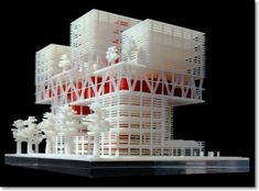 3D printed architecture   Soon entire buildings will be able to be printed and…