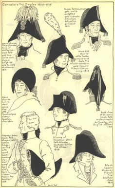 Village Hat Shop Gallery :: Chapter 13 - French Consulate and Empire 1800-1815 :: 203_G