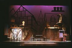 abstract sets for theater Design Set, Stage Set Design, Design Ideas, Set Theatre, Set Design Theatre, Santa Fe, Conception Scénique, Theatrical Scenery, Castles