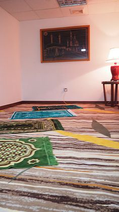 Prayer Room on 49th Floor | by Crowne Plaza Guangzhou City Centre