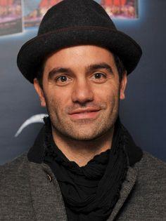 Ramin Karimloo makin' cute face