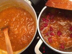 Kaldeneker.hu - Marcipános és málnás kajszilekvár Spices, Ethnic Recipes, Food, Spice, Essen, Meals, Yemek, Eten