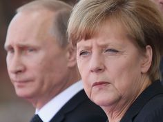Angela Merkel and Francois Hollande call for new sanctions on Russia over Ukraine conflict