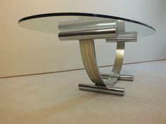 Ovale esstische auf pinterest ovaler tisch for Ovaler glastisch