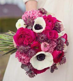 Romantic Elopement in Paris Wedding Bouquets, Wedding Flowers, Anemone Bouquet, Destination Wedding, Wedding Planning, Magic Day, Wedding Designs, Wedding Ideas, Dream Wedding