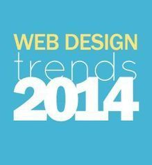 Web Design Trends 2014: Simple Long Pages & Interactive Infographics