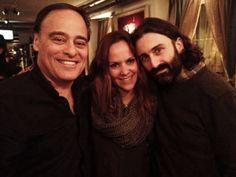 Con el gran Javi Limón y Cancho! Grandes momentos!
