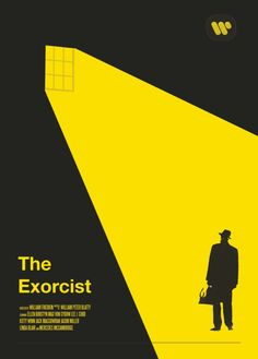 Day 303: The Exorcist. #amovieposteraday