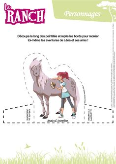 L 39 album du ranch le ranch tfou le ranch pinterest - Dessin du ranch ...