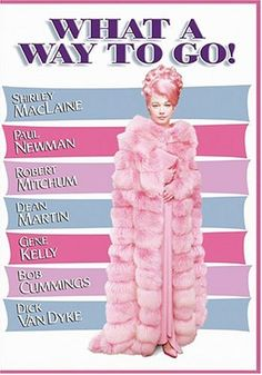 movies I loved on Pinterest | Good Movies, Cary Grant and ... Shirley Maclaine What A Way To Go Images
