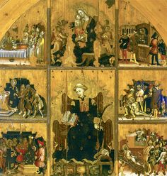 Florentine memories and Valencian stylemes in the altarpiece of St. Lawrence by Master of St. Mary of Syracuse by Licia Buttà