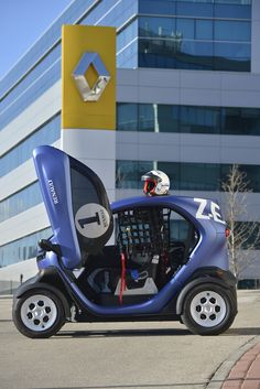 Bon Renault Twizy Sport