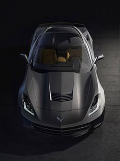 I need to step my game up Bruh...2014 Corvette Stingray Baby...