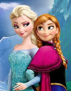 """Headline: """"Frozen""""s 3rd Trailer Is Worth Seeing + A Brief Discussion of Sisters in Fairy Tales (But Especially Tatterhood...)"""" (Monday, October 21, 2013) Image credit: Disney ♛ Once Upon A Blog... fairy tale news ♛"""