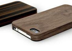 iPhone 4/4s Wood Case