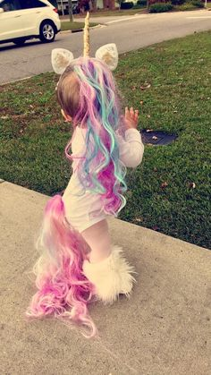 54 Unbelievable DIY Halloween Costumes For Kids Diy Halloween, Halloween Mono, Family Halloween, Holidays Halloween, Halloween Costumes For Kids, Halloween Unicorn, Mother Daughter Halloween Costumes, Cute Costumes, Baby Costumes