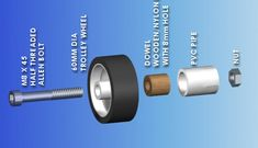 Picture of Accessory #3 : Wheel Assembly