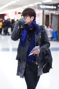 #JR #Got7 #Airport