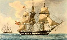 Fragata  Española-1830