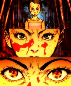 Kill Bill's anime sequence. Phenomenal. I loved those anime scenes, they were so well-done.