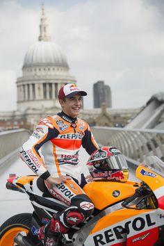 Marc Marquez Photos - MotoGp of Great Britain: Previews - Zimbio