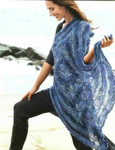 #ClippedOnIssuu from Vogue knitting shawls and wraps